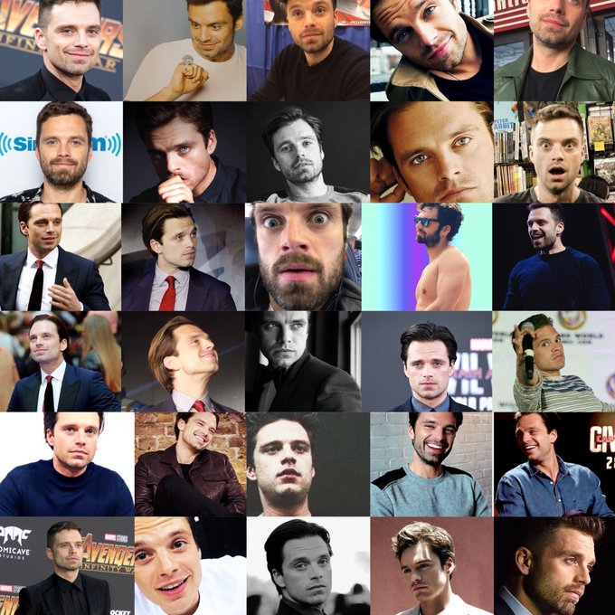 Happy Birthday, Sebastian Stan!    This man deserves all the happiness in this world!