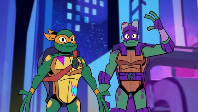 #TechNews Inside Nickelodeons Teenage Mutant Ninja Turtles VR Interview Experience Photo