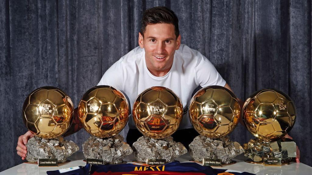 SPORF's photo on Lionel Messi