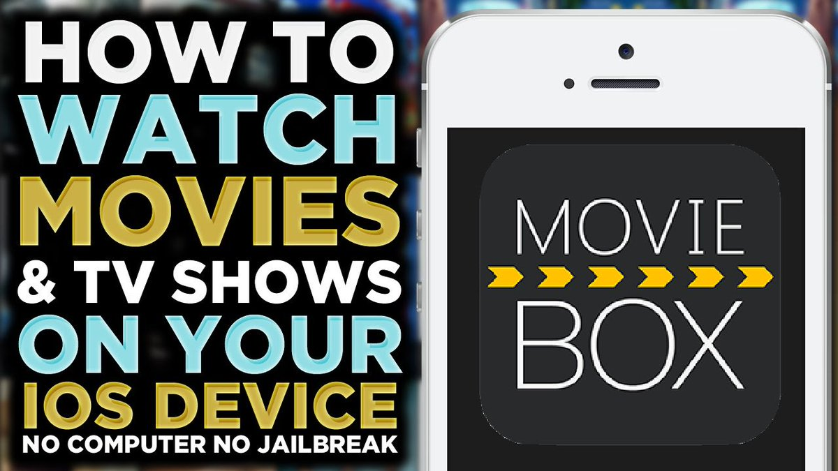 DOWNLOAD MOVIEBOX, MOVIEBOX++ WITHOUT JAILBREAK (IOS 7.0 – IOS 12)  http:// cydia-installer.org/download-movie box-moviebox-without-jailbreak-ios-7-0-ios-12/ &nbsp; … <br>http://pic.twitter.com/DpWENpLyZH