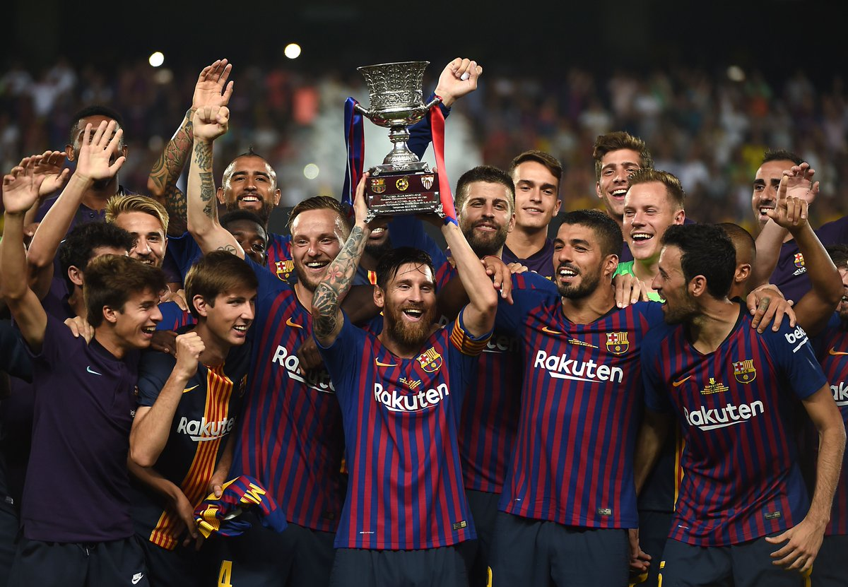 Squawka Football's photo on Lionel Messi