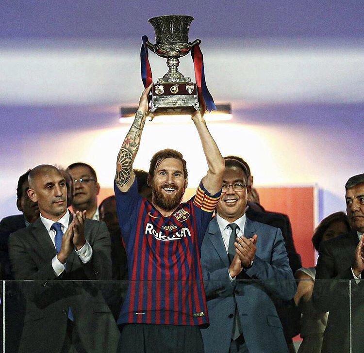 100% FICHAJES FÚTBOL 📝✍'s photo on Lionel Messi