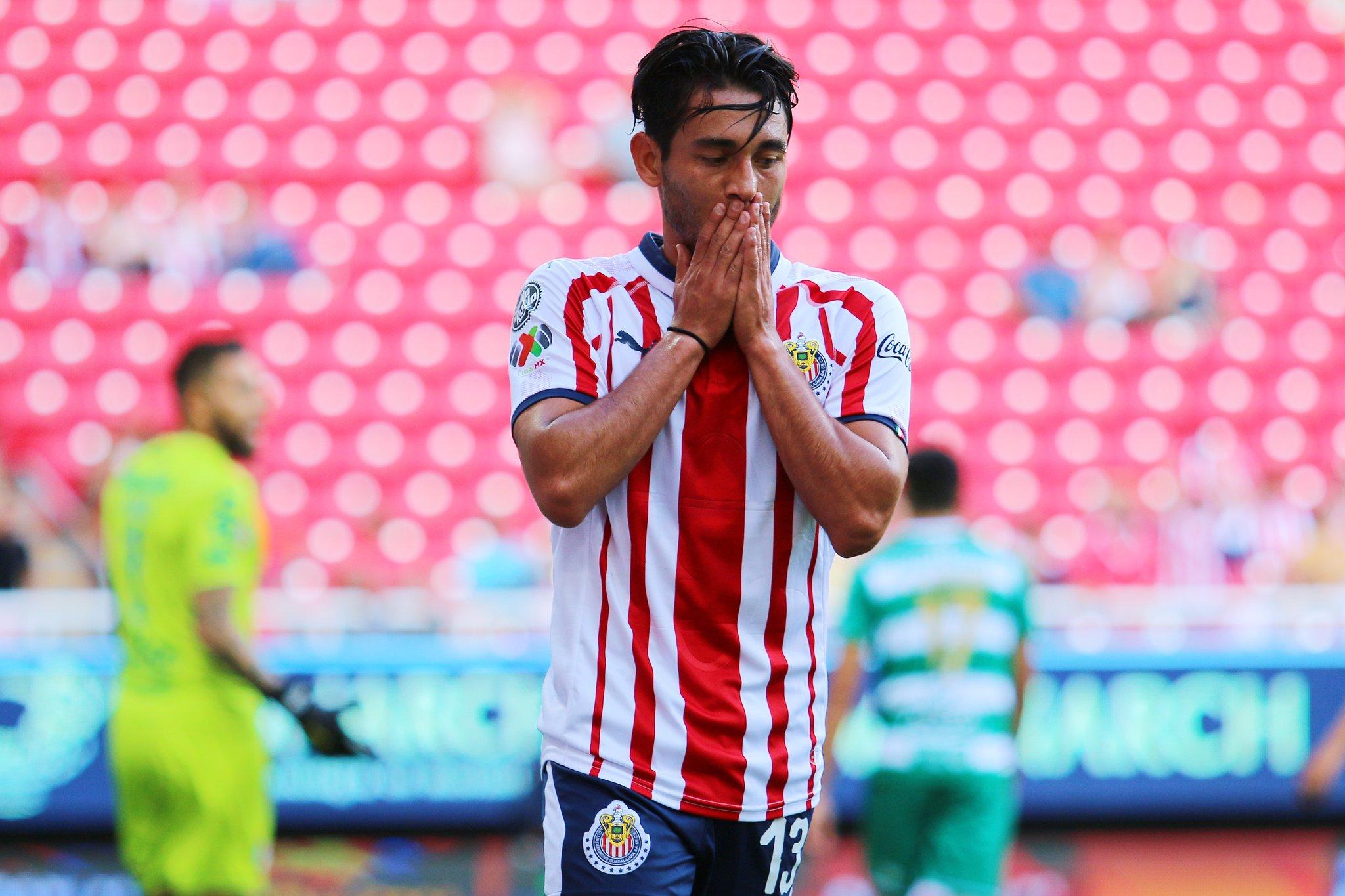 Chivas gana 2-0 en contra del Veracruz