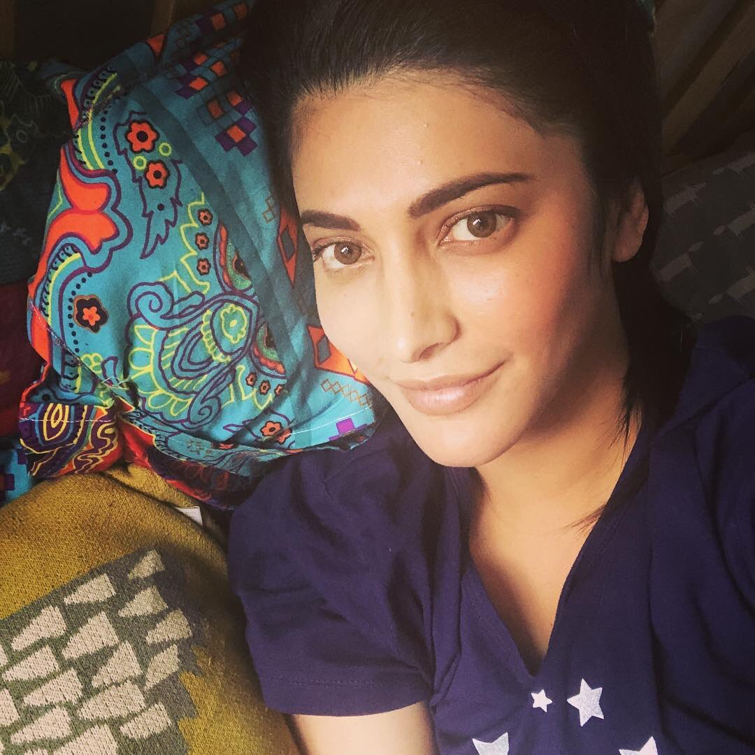Shruti Haasan is on the verge of completing