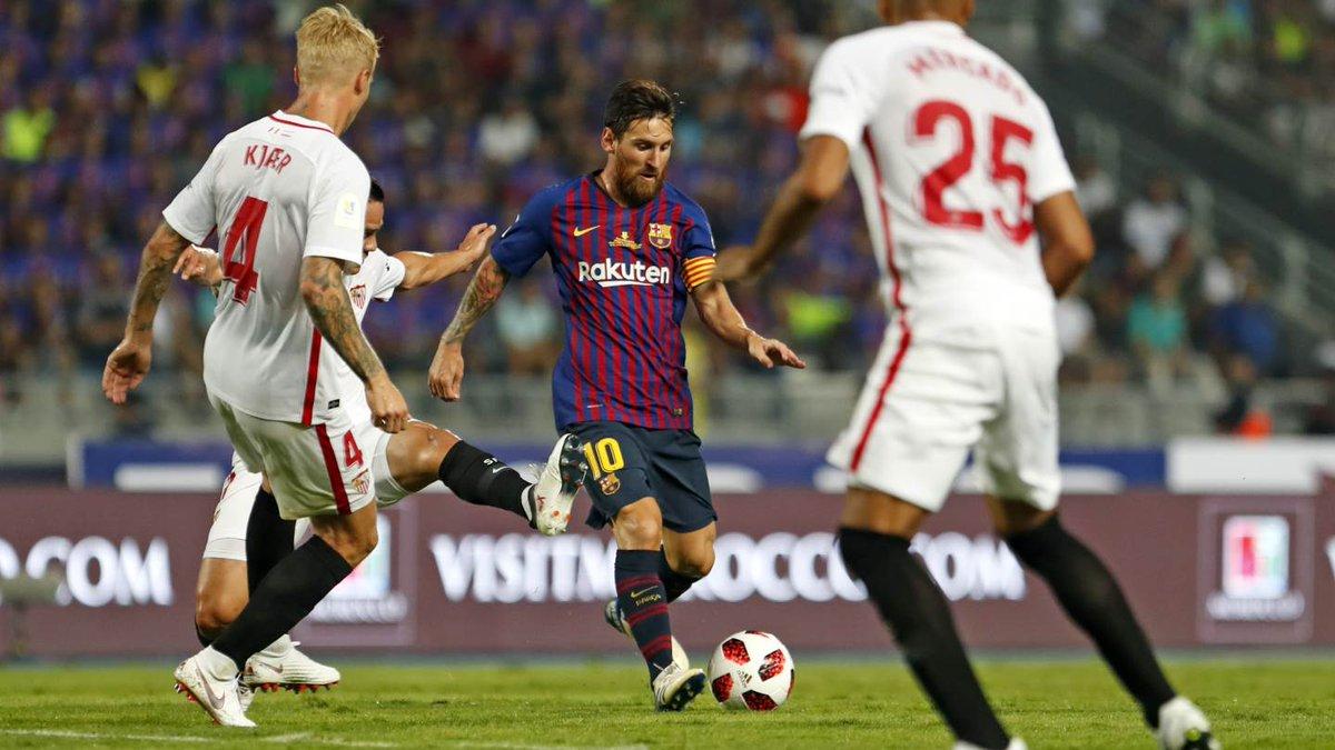 Leo Messi 🔟's photo on Lionel Messi