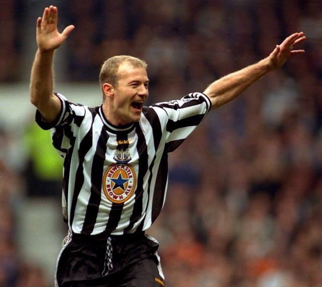 Happy birthday, Alan Shearer