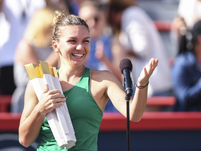 Simona Halep vs. Sloane Stephens is tennis' best and most bruising new rivalry, writes @SteveTignor. How the top-ranked Romanian survived their marathon in Montreal: Photo