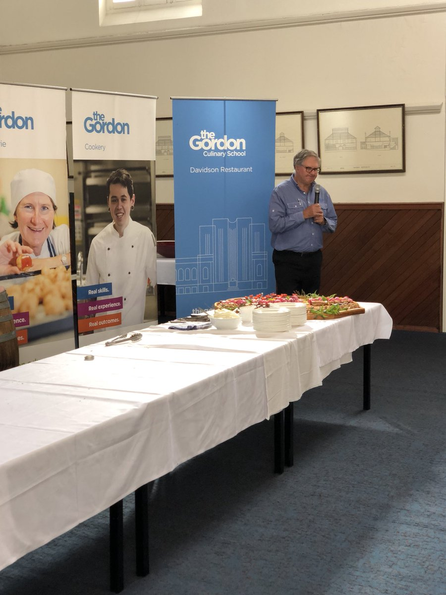 test Twitter Media - Enjoying a delicious lunch prepared by students and apprentices at the Davidson Restaurant run by @GordonTAFE https://t.co/puz8IdSTCt