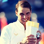 Image for the Tweet beginning: Rafa Nadal claimed a 4th