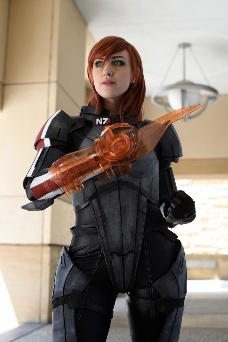 Kat Fox On Twitter I M Commander Shepard And This Is My