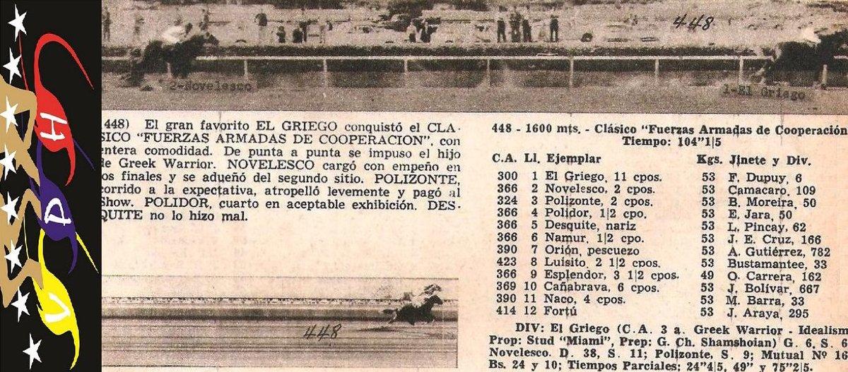 Vzla Pasión Hípica's photo on Alfaro