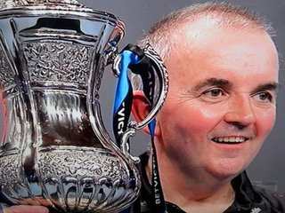 A very HAPPY BIRTHDAY today to \The Power\ Phil Taylor.....