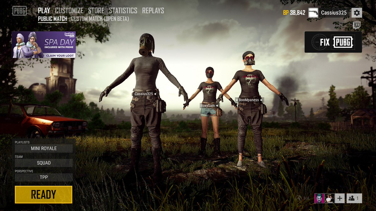 PUBG Support on Twitter: