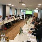 Image for the Tweet beginning: Klausur der Landtagsfraktion @gruenehessen -