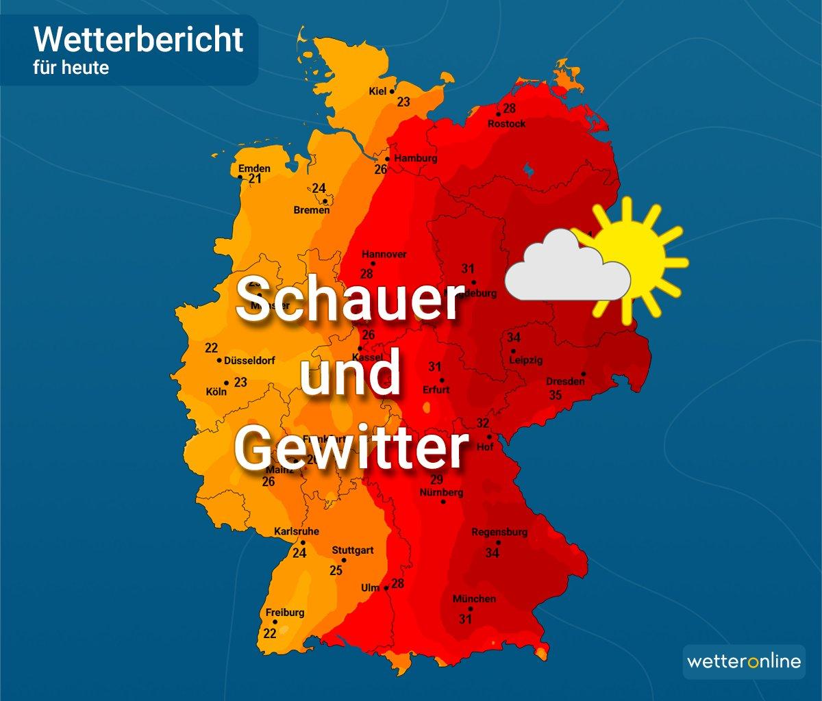 Wetteronlinede On Twitter Guten Morgen Zusammen Im Osten