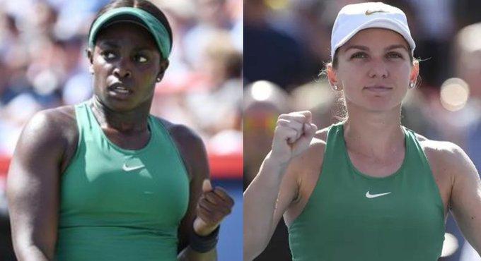 Simona Halep vs. Sloane Stephens is tennis' best and most bruising new rivalry, writes @SteveTignor: Photo