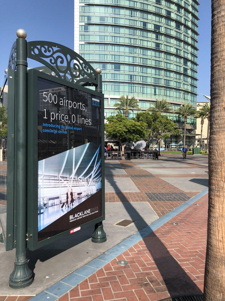 Blacklane Creates Flat Pricing for Airport Concierge Services.  ##BusinessTravel #GBTA2018 @Blacklane @btnonline   http://www. businesstravelnews.com/Management/Bla cklane-Creates-Flat-Pricing-for-Airport-Concierge-Services &nbsp; … <br>http://pic.twitter.com/pJhmG8NKTf &ndash; à San Diego Convention Center
