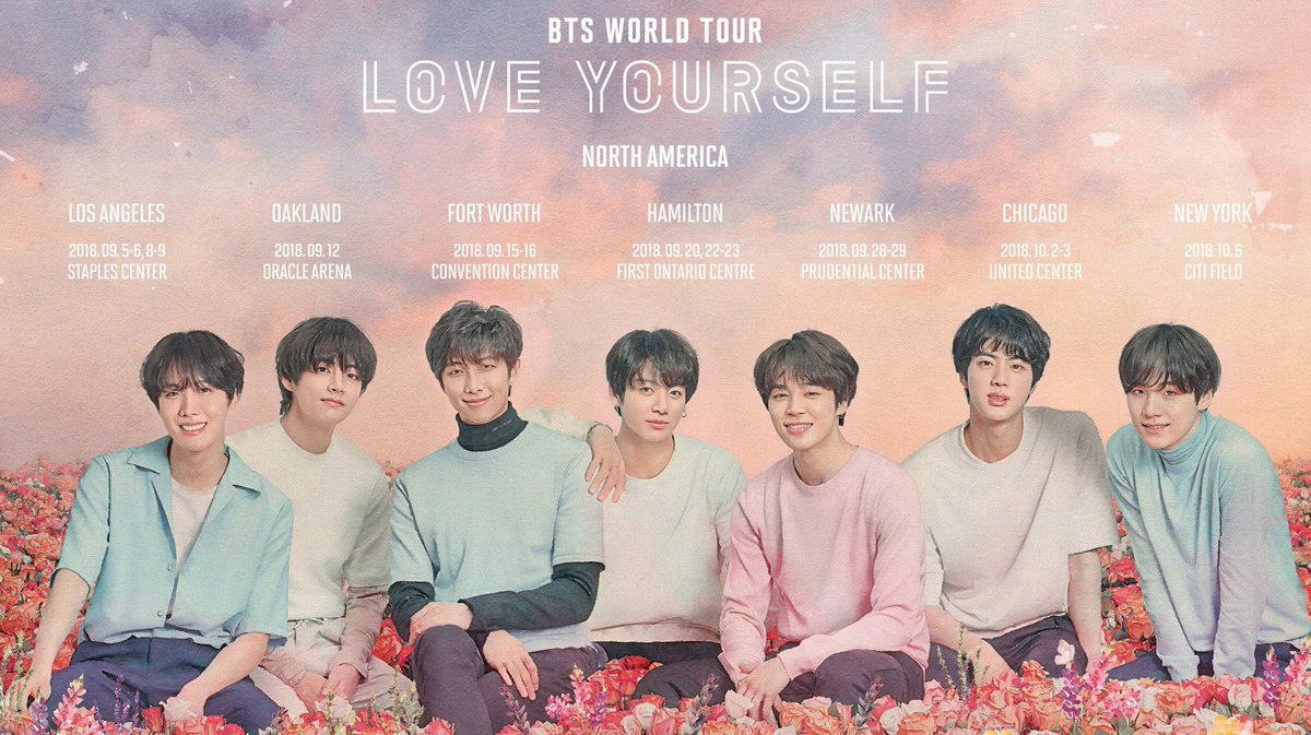 bts will be the first k-pop band to play an american stadium https://t.co/ylvPqUxZ4l