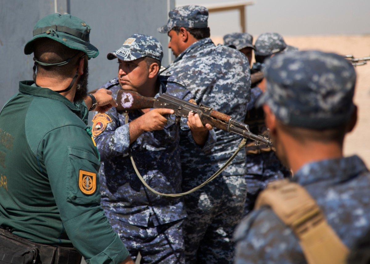 جهود التحالف الدولي لتدريب وتاهيل وحدات الجيش العراقي .......متجدد - صفحة 3 DkdWun2UcAAPwhp
