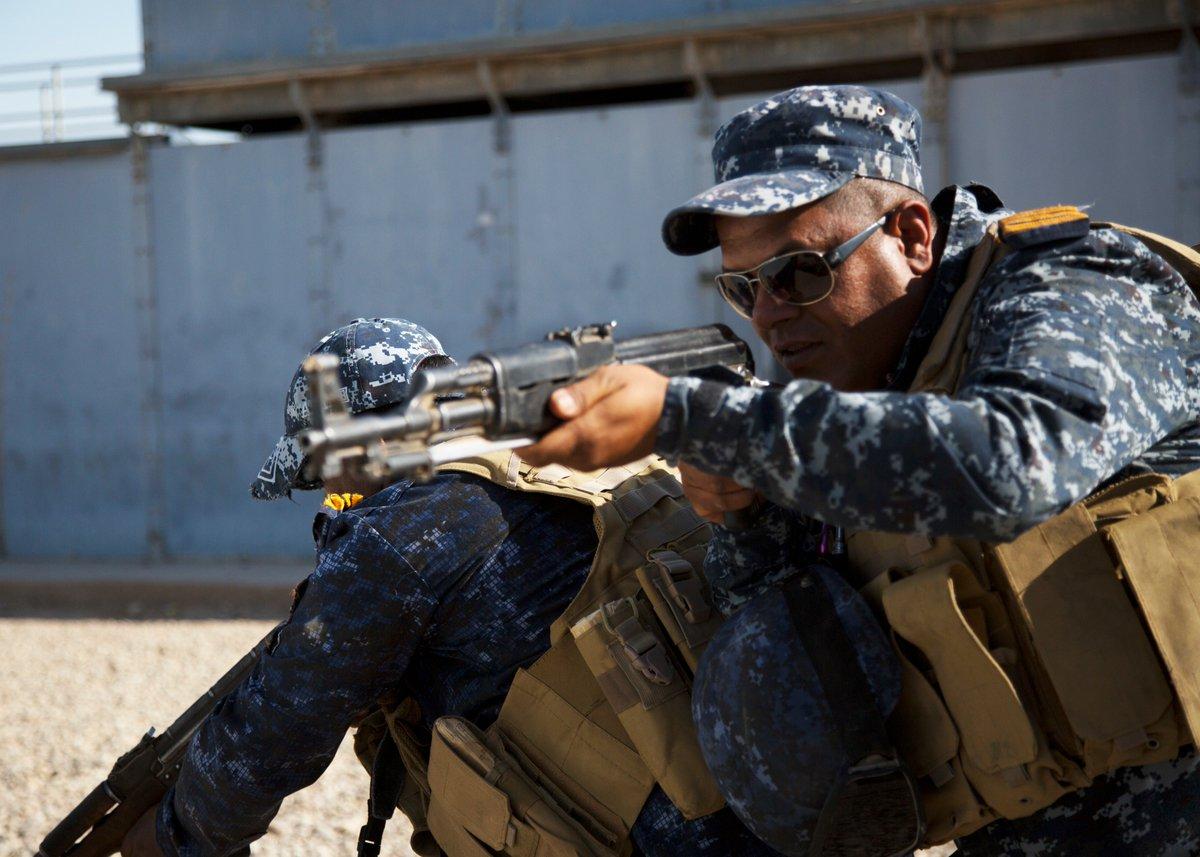 جهود التحالف الدولي لتدريب وتاهيل وحدات الجيش العراقي .......متجدد - صفحة 3 DkdWw0yU4AAKUAI
