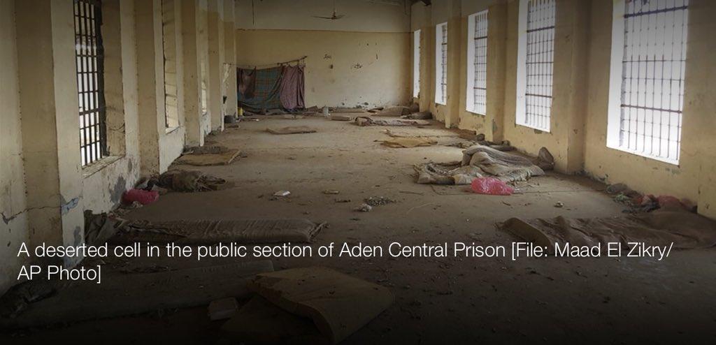 @AlJazeera_World sostiene che i detenuti carceri clandestine installate dagli #Emirati Arabi Uniti nel sud dello #Yemen sono stati esposti a una serie di brutali tecniche di interrogatorio che includevano #torture fisiche e psicologiche  - Ukustom