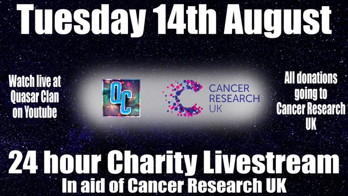 @Ninja Hey dude, we are running a 24 hour livestream for cancer research tomorrow and would love some tips from the greatest himself. Photo