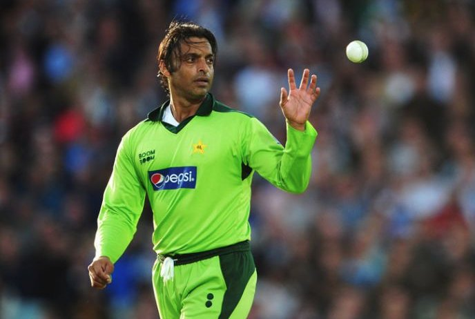 Happy birthday to the Rawalpindi Express, Shoaib Akhtar!