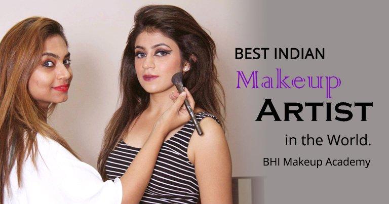 BHI Makeup Academy on Twitter: