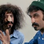 Image for the Tweet beginning: Watch Frank Zappa Play Michael