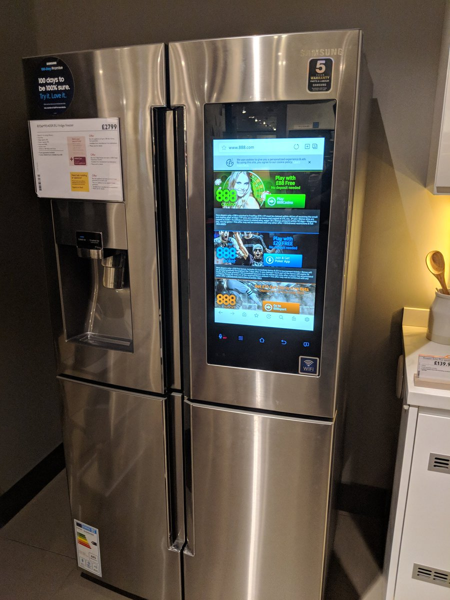 Gamban On Twitter You Can Now A Fridge 2018 Everybody