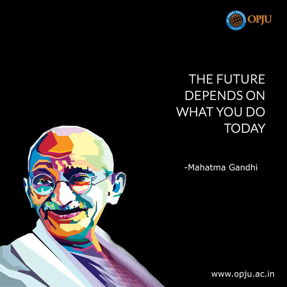 Get ready for a productive day at #OPJU #MondayMotivation #QuoteofTheDay #Raigarh<br>http://pic.twitter.com/s3eAAWVFaJ