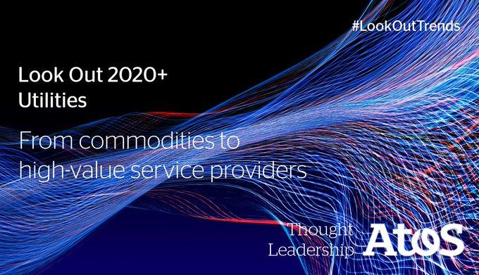 10 #technologies disruptives vont façonner le futur des #Utilities. Découvrez-les dans le rada...