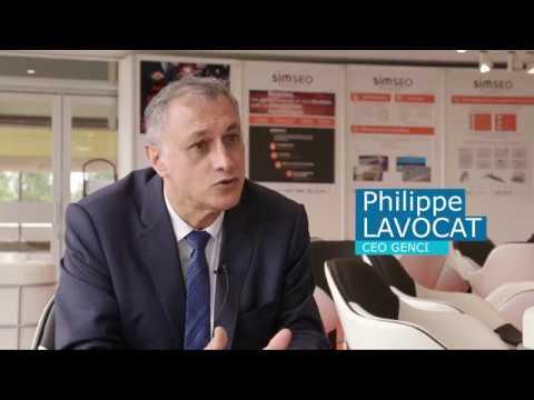 @Genci_fr prueba el superordenador 9-petaflop de Atos, el más innovador de Francia y Europa...