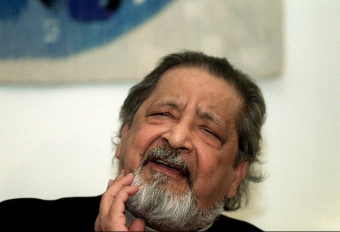 In India, #VSNaipaul was reviled by some, revered by others Photo