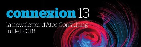 Avez-vous lu #Connexion13, la newsletter d'Atos Consulting ? Au sommaire...