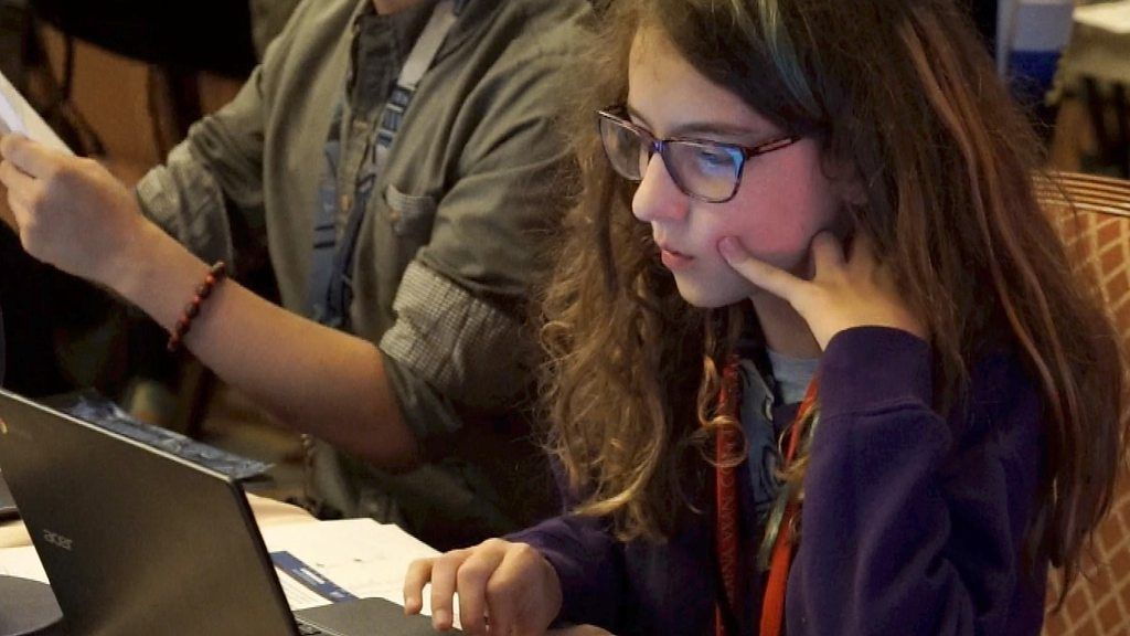 #Hacking the #US mid-terms? It&#39;s child&#39;s play (via @BBCTech)   https:// buff.ly/2vWAVw3  &nbsp;  <br>http://pic.twitter.com/toYxgFUZ7m