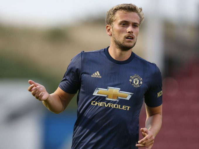 Breaking: Manchester United confirm striker James Wilson has left the club to join Aberdeen on loan Photo