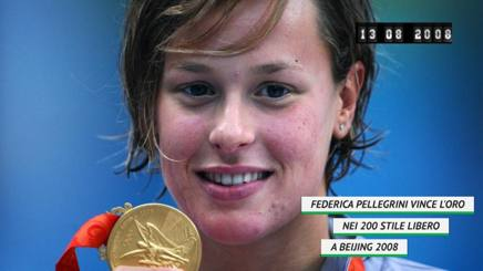 VIDEO #Nuoto #Pellegrini, 10 anni fa il primo oro olimpico @Mafaldina88 http://rosea.it/0fcdf539Uc  - Ukustom