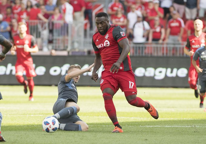 Toronto FC can't afford to lose composure in Sisyphean playoff push, writes @charliejclarke. #TFCLive Photo