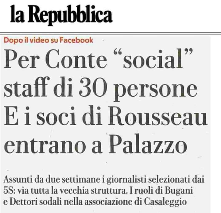 E poi Renzi ci ha l\