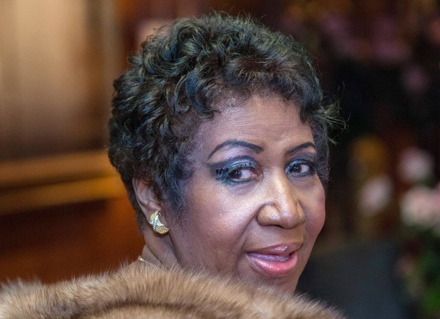 Prayers up for Aretha Franklin. Reports have surfaced that the soul singer is 'gravely ill.'  🙏🏾 https://t.co/RHI51V5BtK
