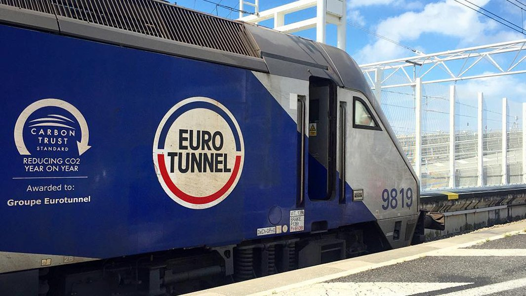Eurotunnel Le Shuttle On Twitter To Minimise Traffic Congestion At