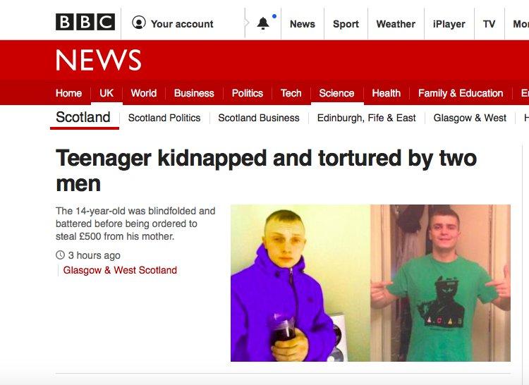 bbc website teen