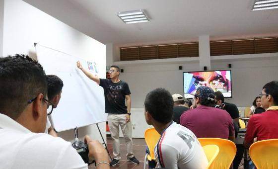 Cineastas Autónomos formaron aficionados en producción cinematográfica - UAP