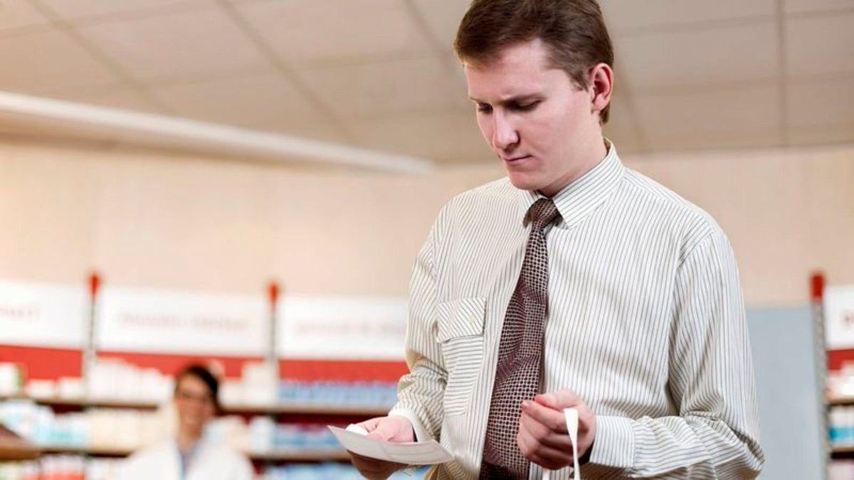 Man Deeply Suspicious After Insurer Covers Prescription Without Hassle https://t.co/Jc1nzj3tAX