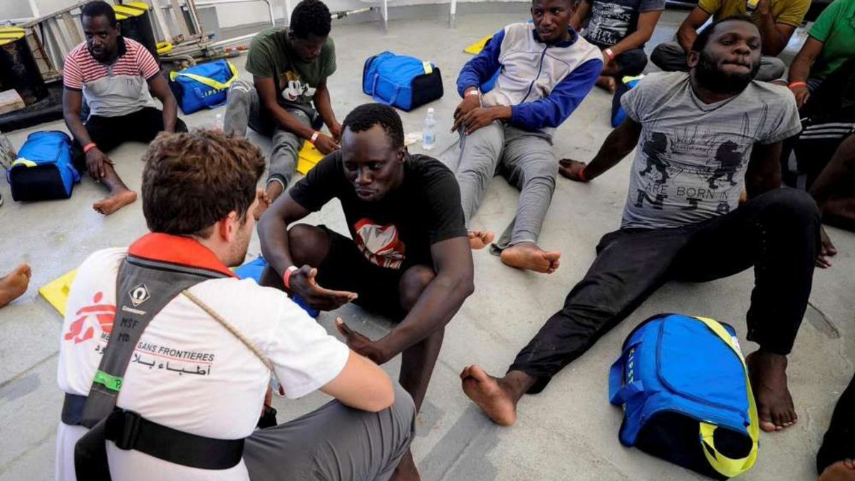 Migranti, Salvini: la nave Aquarius vada dove vuole, non in Italia #migranti http://mdst.it/02a3157669/  - Ukustom