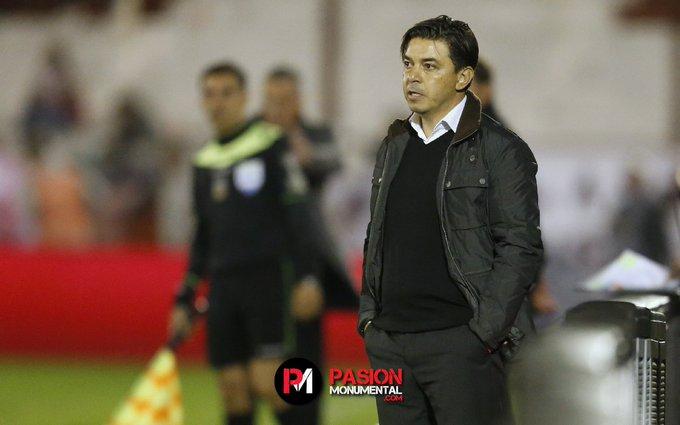 La autocrítica de Gallardo tras el mal debut de River en la Superliga Foto