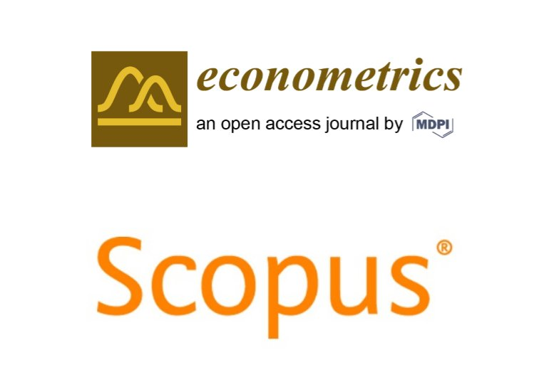Breaking news    /Econometrics/ @Econom_MDPI  has been accepted for inclusion in #Scopus       Among the many benefits for #authors:     Global visibility    Copy right owned by authors  Free publication   Do not forget: @Econom_MDPI is #openaccess!  <br>http://pic.twitter.com/C1VTCoO55y