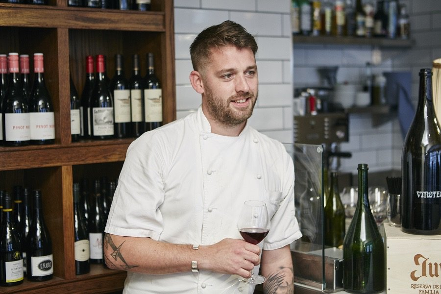 Chef Kieren Steinborn-Busse and his wife, Natasha, plan to open restaurant in the market town of Buntingford this November. The Falcon will seat 28 in the dining room (plus two PDRs) and offer British comfort food. Kieren previously oversaw Vinoteca's six London sites.