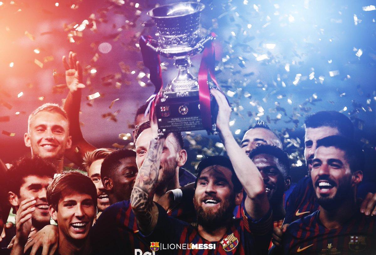 Sporx's photo on Lionel Messi